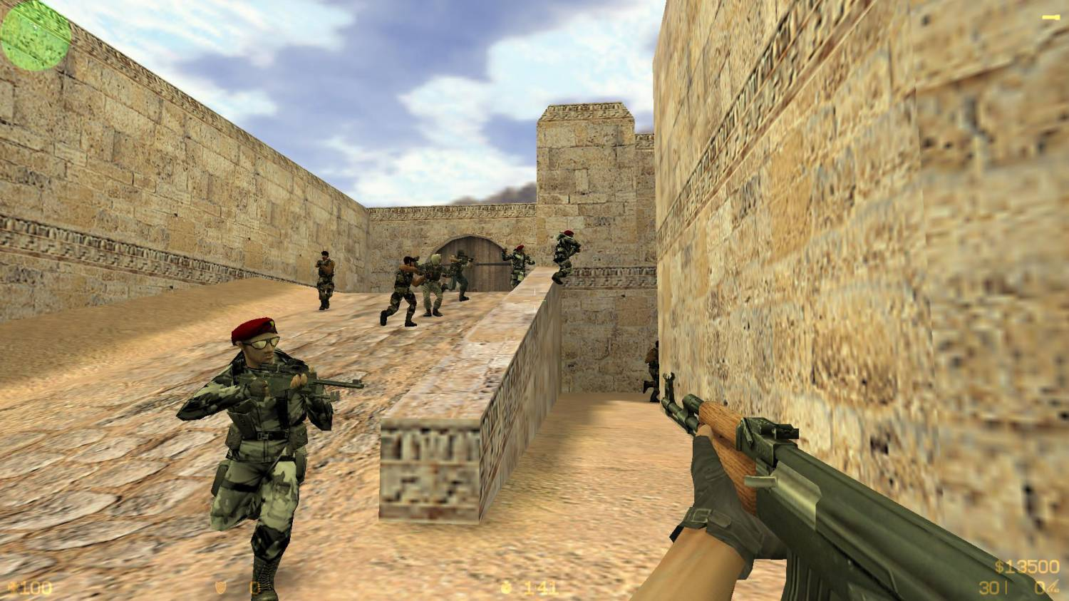 Counter-strike 1. 6 steam version update 2014 [rus] скачать.