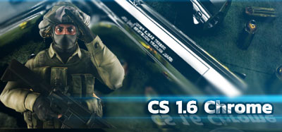 Скачать Counter-Strike 1.6 Chrome бесплатно