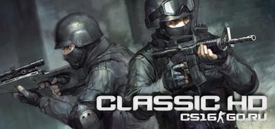 CS 1.6 Classic с HD текстурами